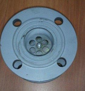 Клапан термозапорный фланцевый Ду50