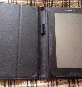 Электронная книга Wexler T7205 + чехол