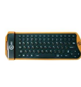 Гибкая резиновая клавиатура CBR KB-1001D