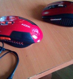 Мыши игровые.Клавиатура.Сумка для нетбука