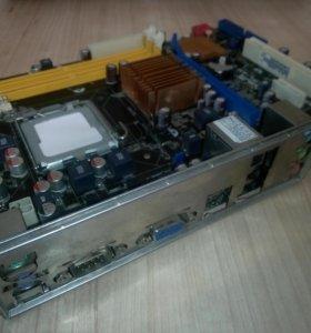 Asus P5KPL-AM SE 775 G31