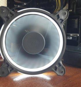 Кулер jonsbo 120mm с подсветкой(новые)