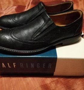 Туфли весна лето Ralf Ringer новые кожа
