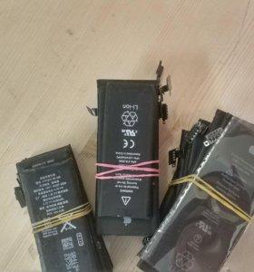 Батарейки от iphone