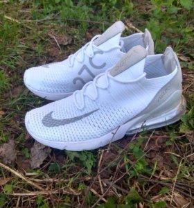 Новые модные кроссовки Найк аир 270Flyknit