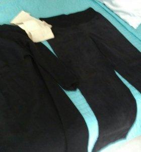 Платье, штаны, бандаж для будущих мам