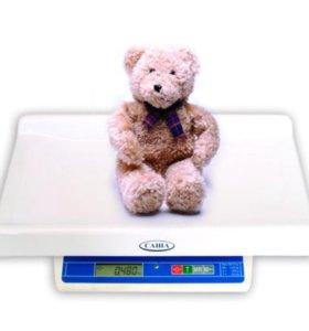 Прокат детских весов САША от 99 руб.