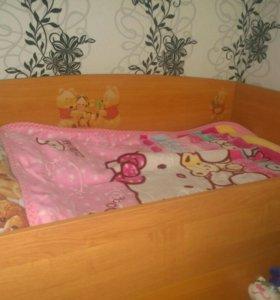 Детская подростковая кровать