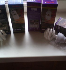 Специальные УФ лампы для черепах + подарок