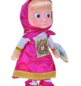 Новая! Кукла Маша