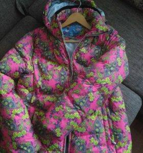 Куртка женская, в отличном состоянии,размер 46-48
