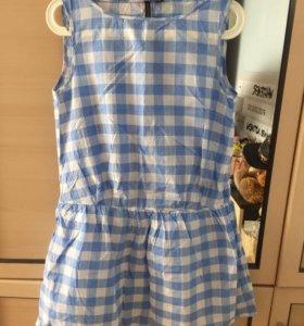 Легкое летнее платье mango