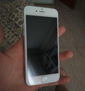 iPhone 6 на 16gb беленький