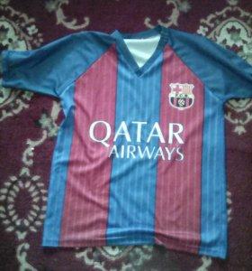 Форма barcelona для футбола