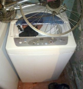 Машинка стиральная на запчасти