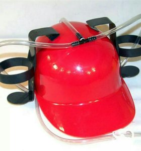 Шлем (каска) для кока-колы, пива
