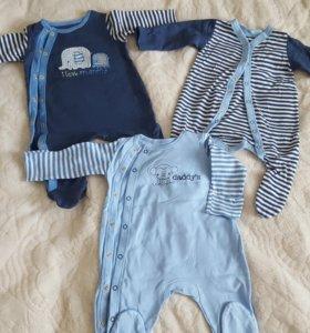 Боди для новорожденных, mothercare