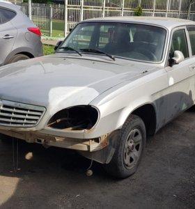 ГАЗ 31105 ВОЛГА В РАЗБОР 2007Г