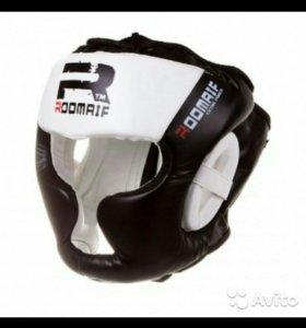 Шлем Roomaif боксёрский новый