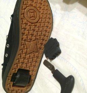 Heelys кроссовки