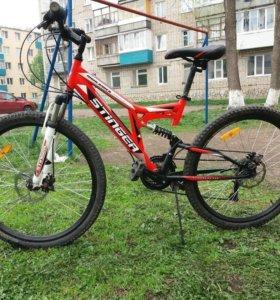 Велосипед Stinger Highlander
