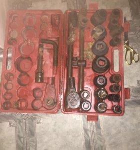 Набор инструментов грузовой