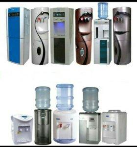Кулеры для питьевой воды