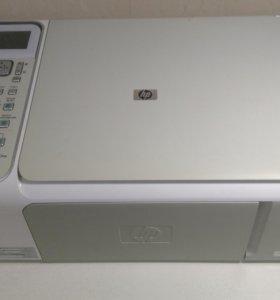 Мфу (принтер, сканер, копир) HP C4173