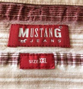 Новая Рубашка Mustang