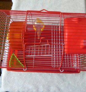 Клетка для мелких грызунов