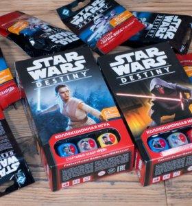 Star Wars: Destiny коллекционная карточная игра
