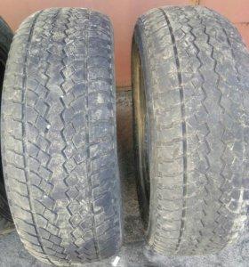 YOKOHAMA GEOLANDAR R16 215/65 2 шины