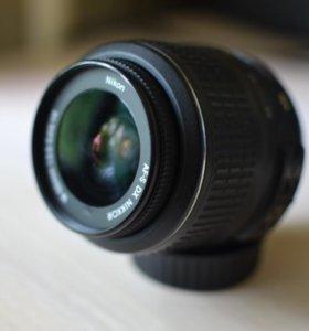Объектив Nikon nikkor 18-55 DX VR 3.5-5.6