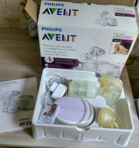Молокоотсос электрический Авент + много подарков