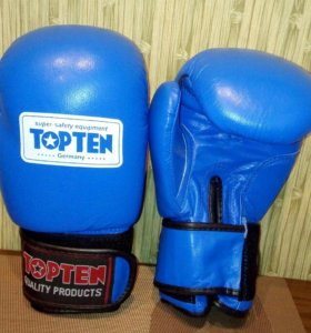 Перчатки боксерские TOP TEN 12oz