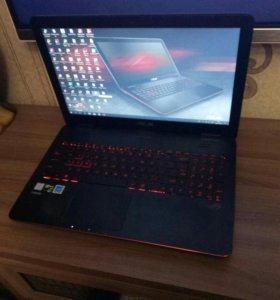 Игровой ноутбук Asus ROG gl551vw