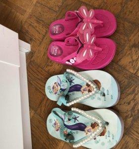 Обувь для пляжа 23-25
