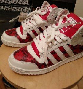 Кроссовки Adidas Top Ten red