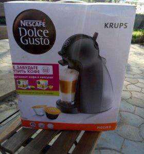 Кофемашина капсульного типа Dolce Gusto Krups Picc