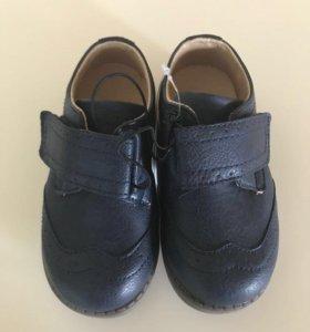 Туфли Мокасины Полуботинки Mothercare новые