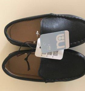 Туфли Мокасины обувь Mothercare новая