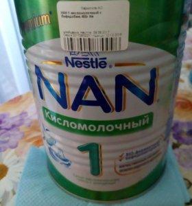 Смесь НАН,Нутрилон