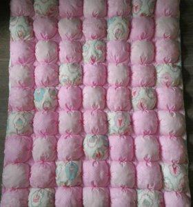 Одеяло бонбон бомбон