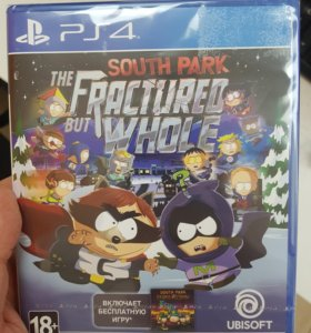 South park: the fractured but wh