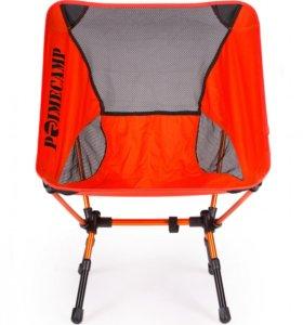 Стул для кемпинга (Оранжевый)