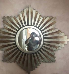 Зеркало в стиле «Арт декор»