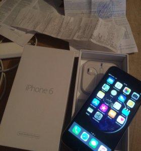 Продам айфон 6 16 гб