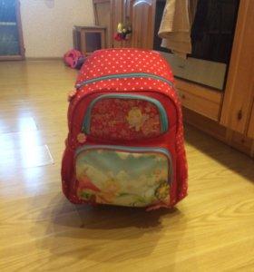 Портфель -чемодан