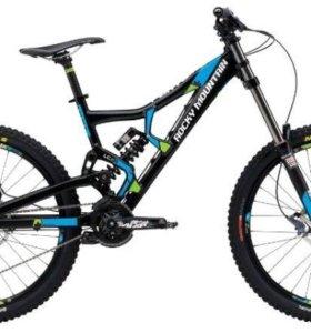 Велосипед Rocky Mountain bike
