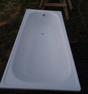 Ванна стальная новая 170*75